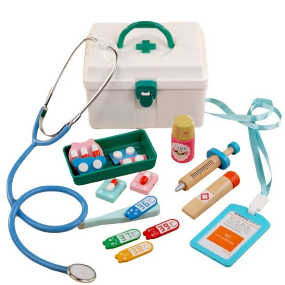 Pretend Play Doctor Medical Kit Tools