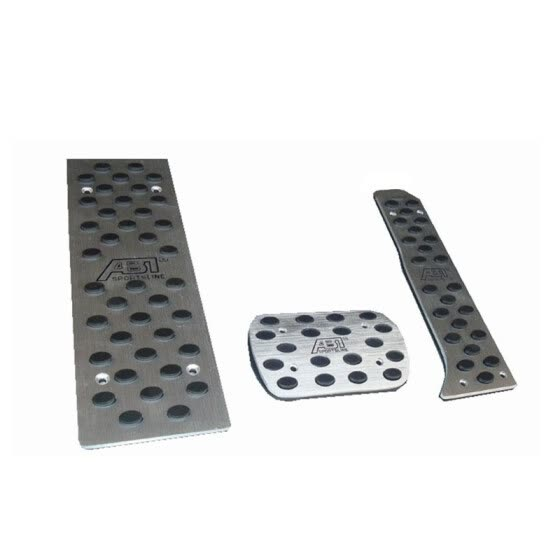 Car Accessories Modified Cars Stainless Steel Car Pedals AT/MT For VW Scirocco /New Passat CC/Skoda Yeti