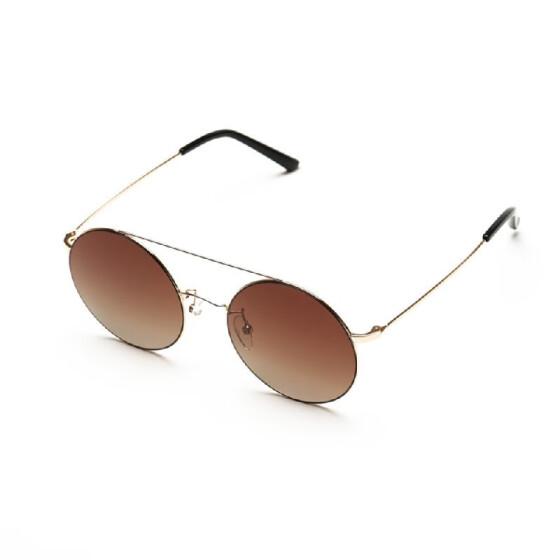 6ee7e9ecda Xiaomi UV400 TS Polarized Sunglasses Metal Frame Flat Lens Sun Glasses for  Men Women Summer Travel