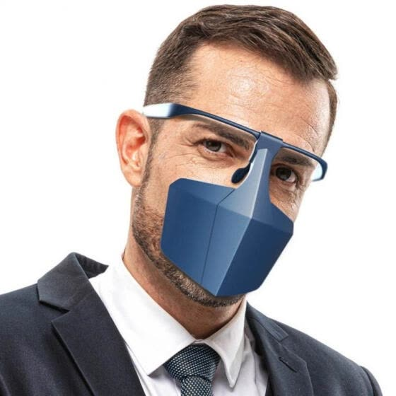 Radiation Protection Masks For Pregnant Women Security Isolation Mask Face Fully Sealed Dust Protection Safety Function Mask
