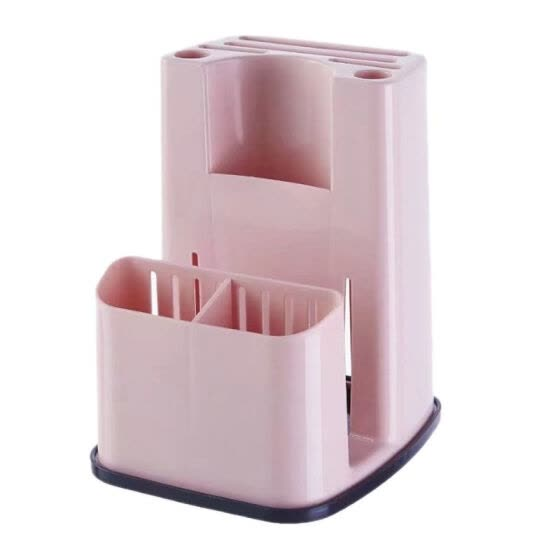 Cutlery Rack Home Chopsticks Holder Household Kitchen Drain Cage Cutlery Storage Box Wall-Mounted Chopsticks Tube Knife Holder