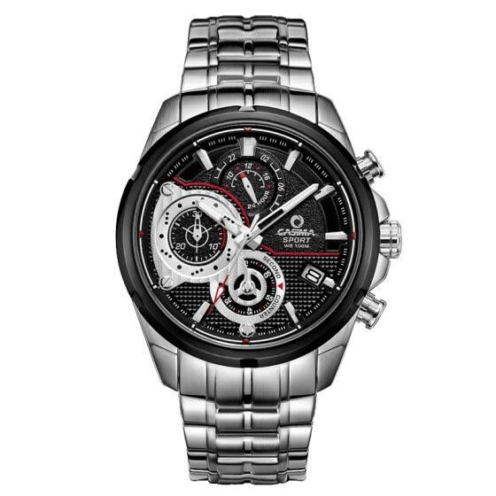 a3cc068f2c03 Роскошный бренд часы мужчины моды элегантный горячий спортивный таймер  мужчин кварцевые наручные часы водонепроницаемый 100 м