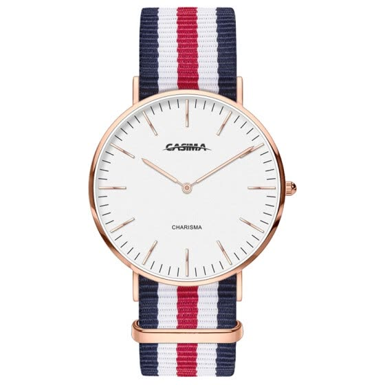 New Luxury Watch Waterproof Quartz Watches for Men and Women Watchband relogio Elegant Watches lover's wristwatch CASIMA 5134