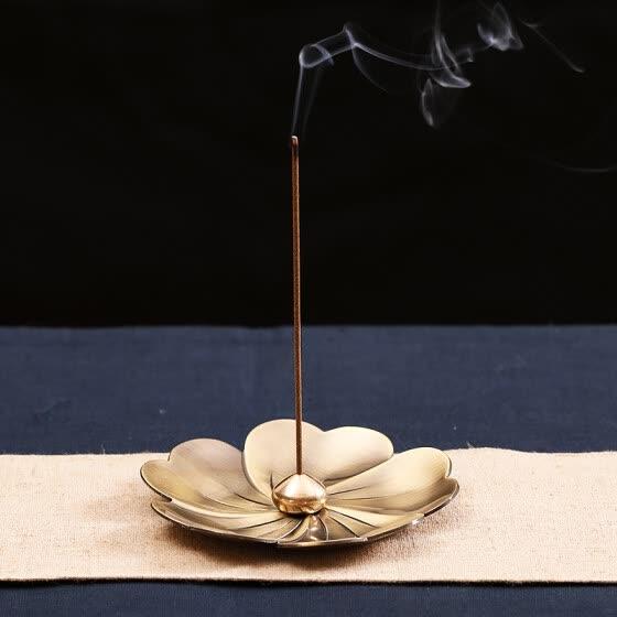 Shop Zhitang Sakura copper incense coil room sandalwood