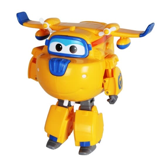 Audi double drill (AULDEY) super flying children children's toys boy puzzle deformation robot - a lot of 710220