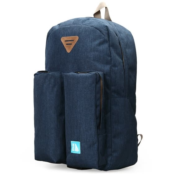 Canada (Inuk) fashion casual bag men and women polyester backpack blue  IKB60614105044 93eaa63c98767