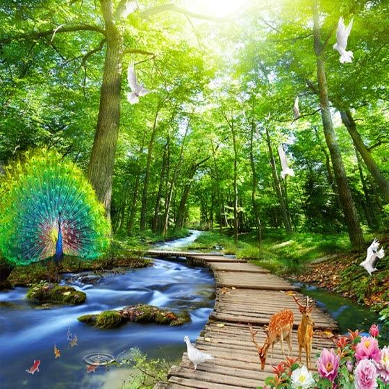 картинки для рабочего стола природа живые обои 2333