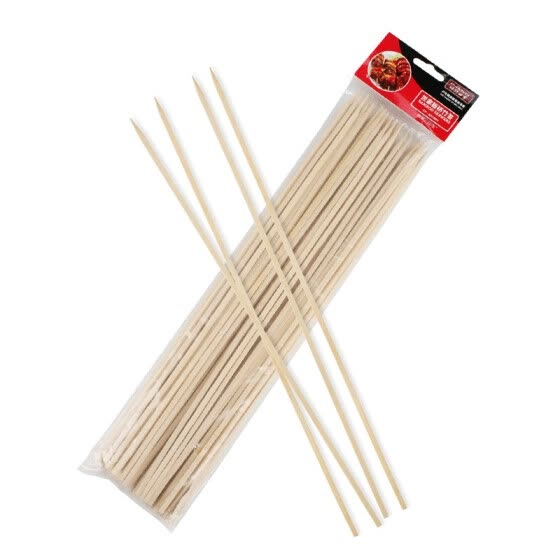 Barbecue family (e-Rover) barbecue sign bamboo sticks barbecue accessories lamb skewers sign board board bamboo sticks 50 loaded