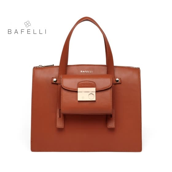 BAFELLI bags for women 2017 split leather composite bag Large capacity lady's bag business bags handbags women famous brands