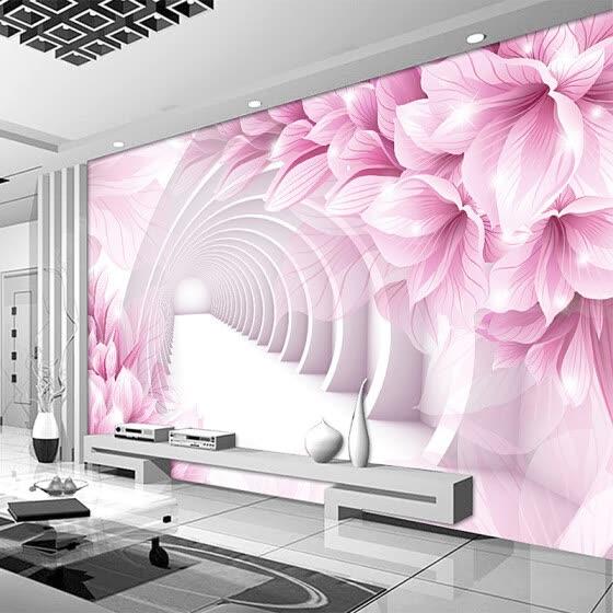 shop custom 3d mural wallpaper creative modern abstract artistic