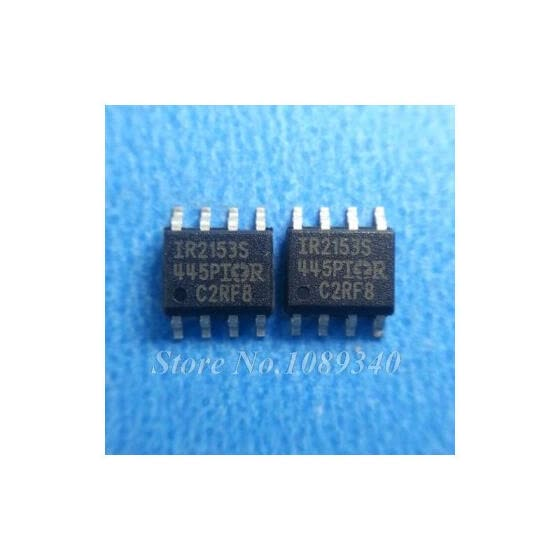 10PCS free shipping IR2153STRPBF IR2153S IR2153 SOP-8 bridge driver genuine imported 100% new original
