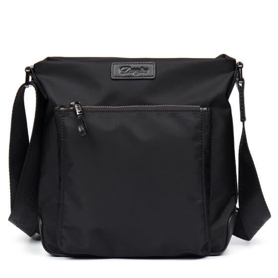 DANJUE Crossbody Bag Leisure Men Business Shoulder Bag Men Classic Style Man  Messenger Bag High Quality 54bc71c99ff36