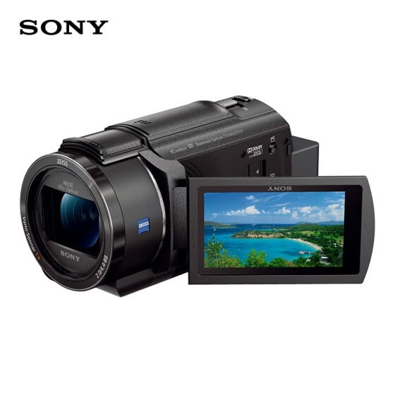 (JD own) Sony (SONY) FDR-AX45 home / live 4K HD digital video camera / DV / camera / video recorder 5-axis image stabilization (AX40 upgrade)