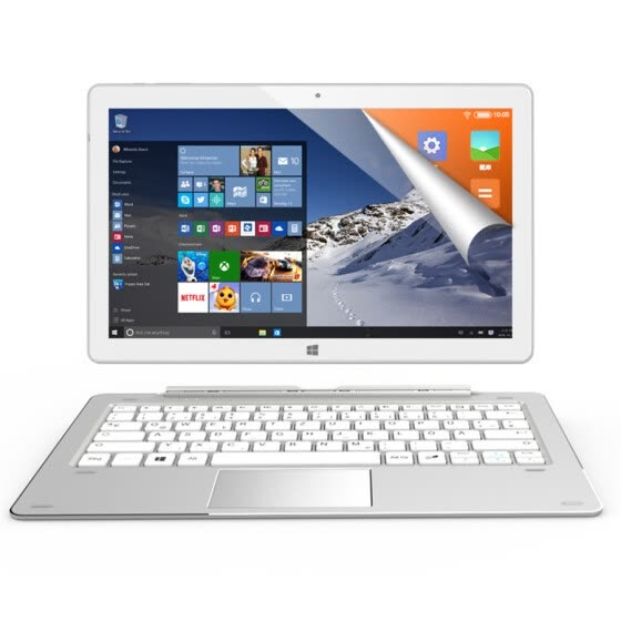 "Cube Iwork10 Pro Windows10 + Android 5.1 Dual OS Tablet PC 10.1"" IPS 1920*1200 Intel Z8350 Quad Core 4GB RAM 64GB Rom"