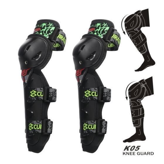 Motorcycle Equipment Protective Kneepad Guards Motocross Brace Protector Knee Racing MX MTB Elbow Pads Cuirassier Protection