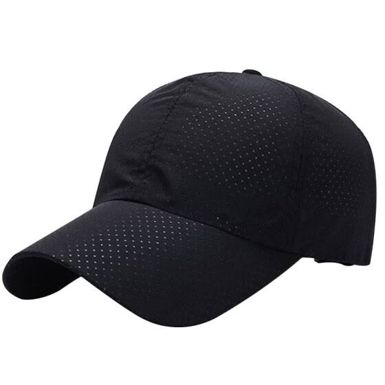 GLO-STORY baseball cap male Korean casual wild visor outdoor sports baseball cap MMZ814103 black