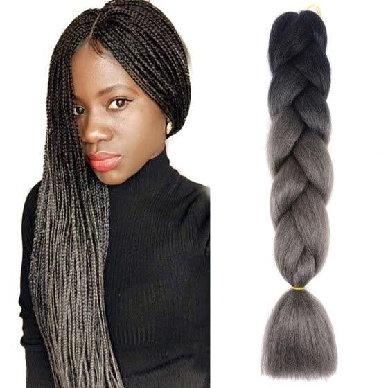 Shop 24\' Fibre Braiding Hair Crochet Braids