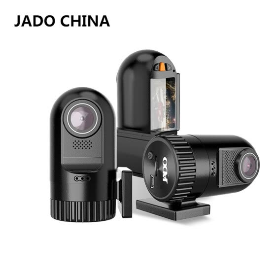 JADO D169S-AD 1.5 Car Camera Full HD 1440P Mini Car Dvr Video Recorder 140 degree Car DVRs Registrar Dash cam Support 128G