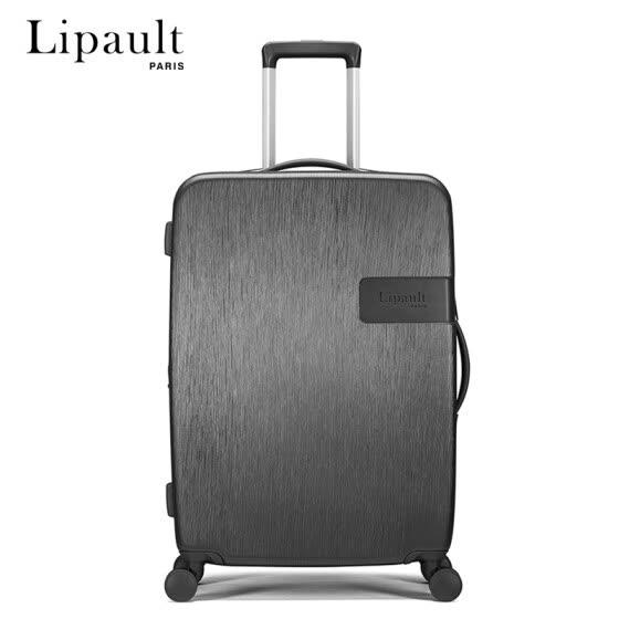 fd84360c8 Lipault suitcase sleek minimalist universal wheel trolley case 25 inch men  and women travel suitcase boarding