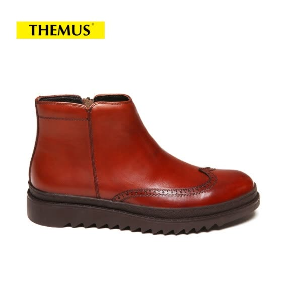 THEMUS Men's Boots Retro Series 001H1A