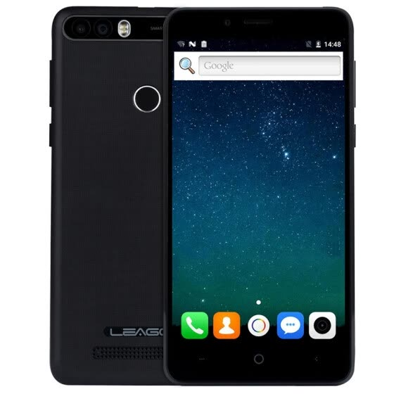 LEAGOO KIICAA POWER 3G Smartphone 5.0 inch Android 7.0 MTK6580A Quad Core 1.3GHz 2GB RAM 16GB ROM 4000mAh Battery 5.0MP + 8.0MP