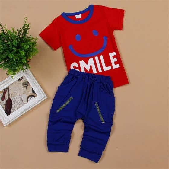 985da9c69 Shop hot sale Baby boy clothes Brand summer kids clothes sets t ...