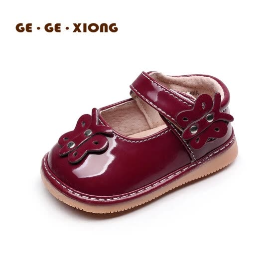 Baby shoes baby school step shoe Princess single shoe girl shoes