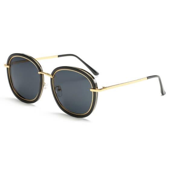 fb2f9467e2f LIKEU S New Design Fashion polarized Sunglasses women Reflective Coating  Lens Classic Eyewear Accessories Sun Glasses For