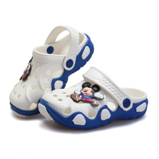 59390d9fe34 Summer Children Shoes Girls Boys Slippers Cute Cartoon Comfortable Fashion  Kids Slippers Anti-Slip Girls