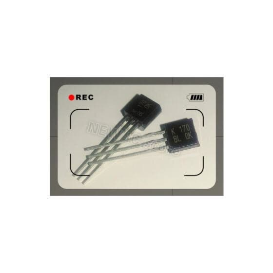 Free shipping 10 PCS K170BL 2SK170BL 2SK170 TO-92 Original in stock Best quality