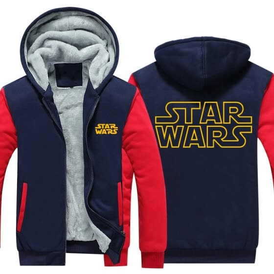 90a41e17a Shop 2018 New Dropshipping Star Wars Unisex Cold Proof Thicken ...