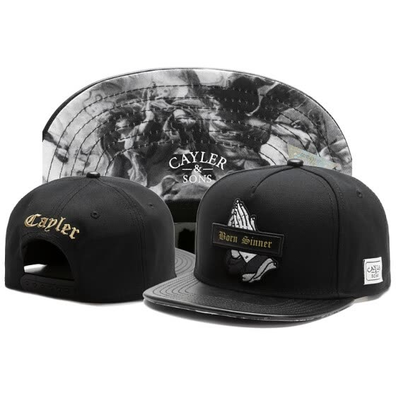 2018 Wholesale Cayler & Sons baseball caps Brooklyn Snapback Caps adjustable dad hats for men bones snapbacks bone gorras cap