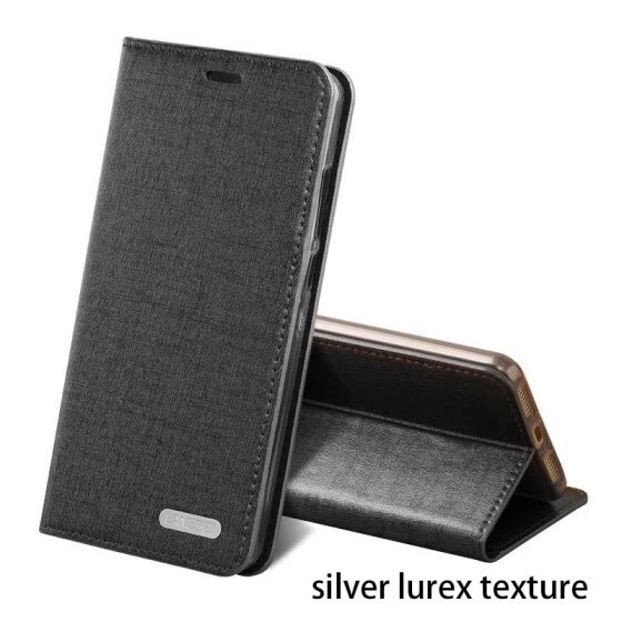 Business style Genuine Leather flip Case For Samsung S6 S7 S8 Plus Note 8 Diamond texture 3 card slots phone cover