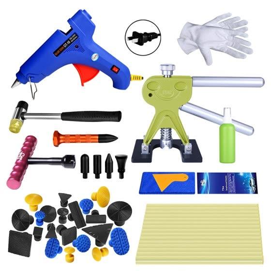 Shop DIY PDR Tools Kits 12pcs Black Puller Tabs Dent Repair Tool