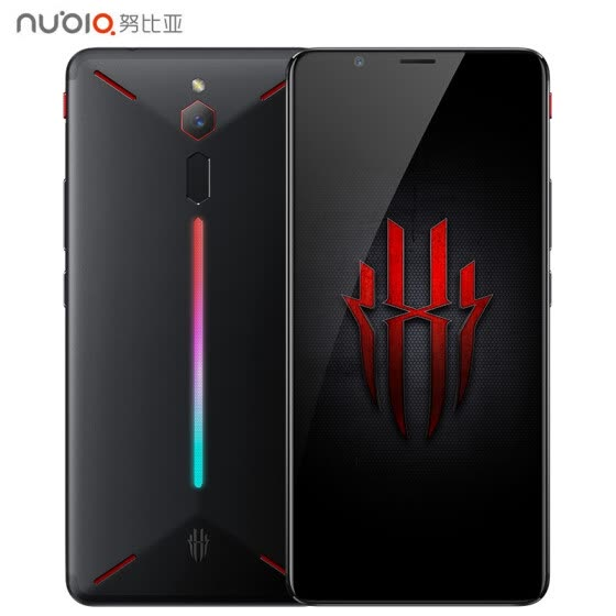 6.0 inch Nubia Red Magic Snapdragon 835 Octa Core Android 8.1 Game Mobile Phone 6+64GB/8+128GB ROM 2160*1080P 24.0MP Fingerprint