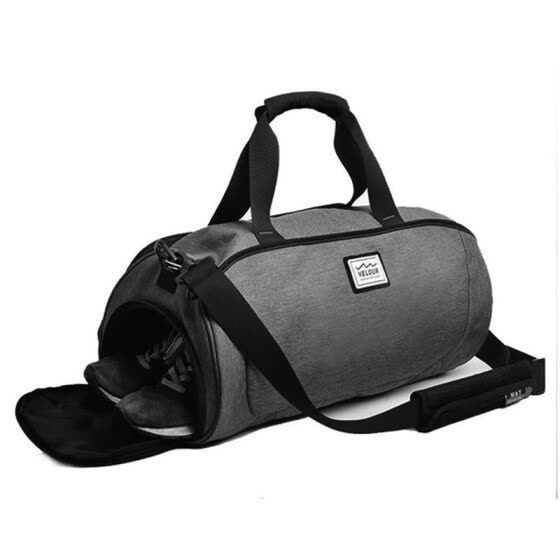 Waterproof Shoulder Sport Gym Bag for Shoes Storage Women Fitness Yoga  Training Bags Men s Gymnastic Handbag f574791846