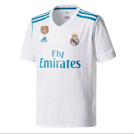 2018 New Real Madrid At Home Away Away Thai Edition Soccer Jersey 7 Ball  JerseyBoys Camisetas 5bc659701193f