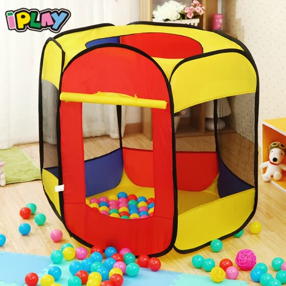get cheap 79431 57def Shop Play Tent Toy Tunnel Kids Play House Ball Pool ...