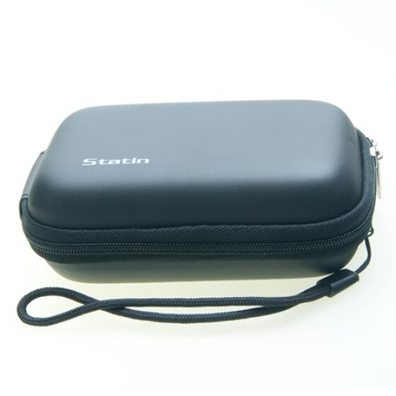 Sai teng (sedentary) ST9 black portable waist hanged classic 7 color shell shock card camera bag W830 / WX350 / IXUS175 / SX720 /