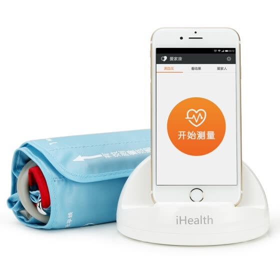Тонометр Xiaomi iHealth Smart Blood Pressure Dock