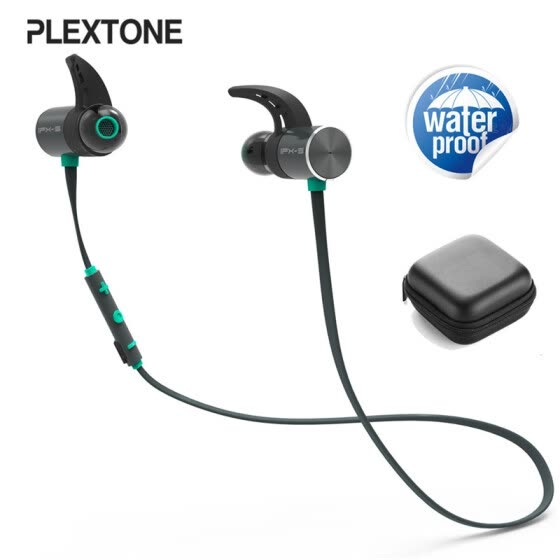 Shop Plextone BX343 Sport Wireless Bluetooth Headset IPX5