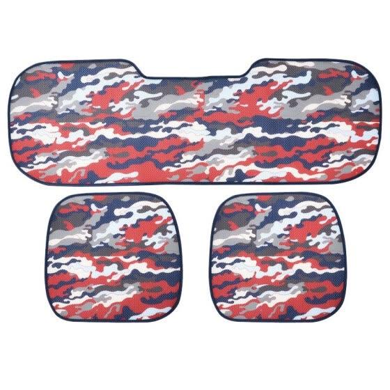 Pleasant Shop Kawosen Car Seat Cushion Universal Fit Camouflage Style Ibusinesslaw Wood Chair Design Ideas Ibusinesslaworg