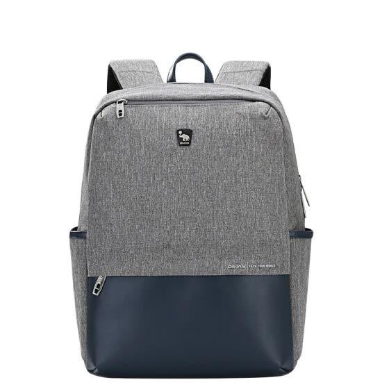 05107efddd82 OIWAS Деловые рюкзаки компьютерный ноутбук рюкзак мужской большой емкости моды  сумка 14 дюймов