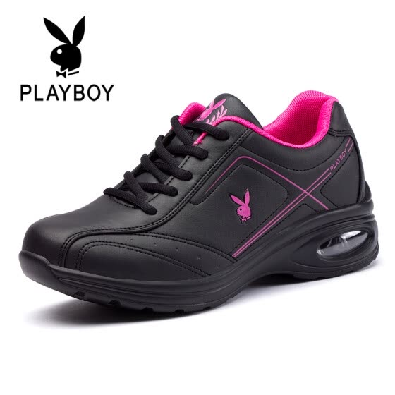 Shop Playboy Brand Athleisure Outdoor Casual With Air Cushioned Sole
