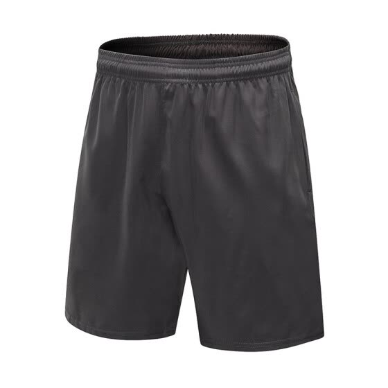 High Quality Pockets Basketball Shorts Zipper Sportswear Tennis Men Breathable