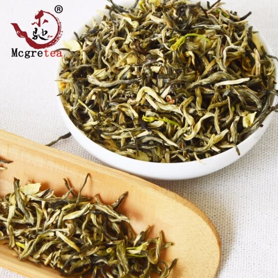 Very Good Aroma 2018 Fresh Natural Organic China Jasmine Flower Tea Green Tea For Slimming Health Care Kung Fu Tea, 250g