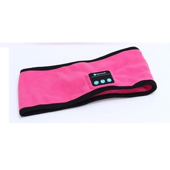 Exercise head with Bluetooth music headscarf yoga  sweat absorbent hair scarf