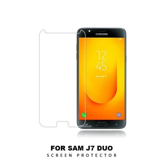 Shop for Samsung Galaxy J7 Duo 2018 Tempered Glass Screen