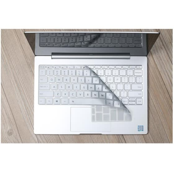 For Xiaomi Air Laptop Protector Film 2017 12.5 inch Clear Soft Silicone Keyboard Cover Skin For Xiao mi Air 12.5 US