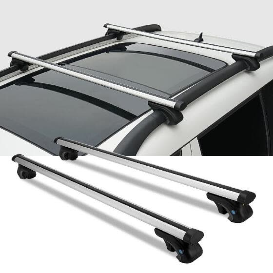 Shop Universal Roof Rack Cross Bars 48 Luggage Racks For Most Vehicle With Raised Side Rails 150lbs With Anti Thief Lock And Key Online From Best Other Motor Vehicle Accessories On Jd Com Global